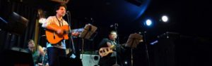Mora playing Latin songs at Brixton